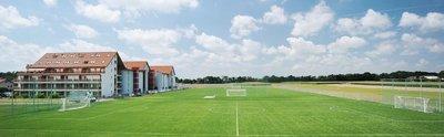 Terme Vivat-football field in summer 6