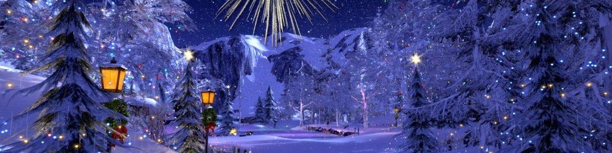 Frohe Weihnachten und ein gutes Jahr 2021...