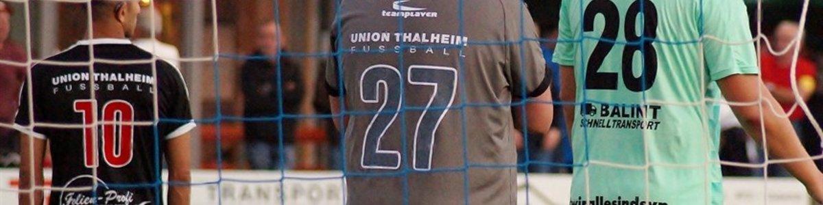 04. Rd: DERBYNIEDERLAGE gg. THALHEIM