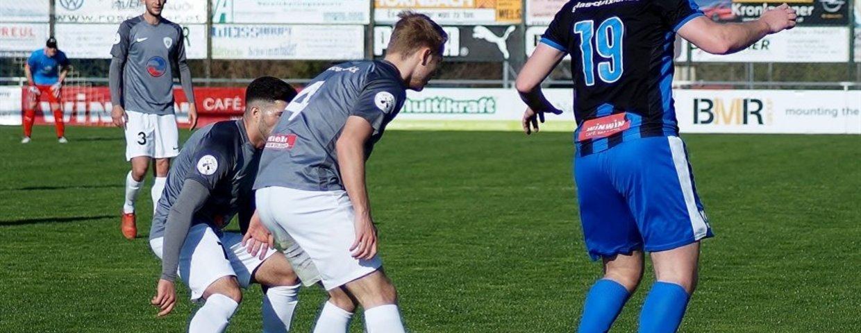 17. Rd: 1:1 im Derby gegen Buchkirchen