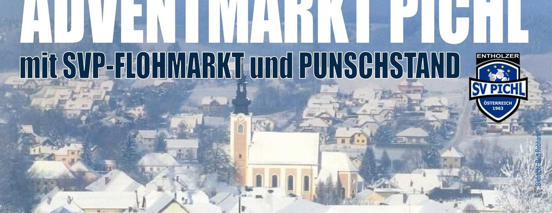 SVP-Punschstand am Adventmarkt 2019