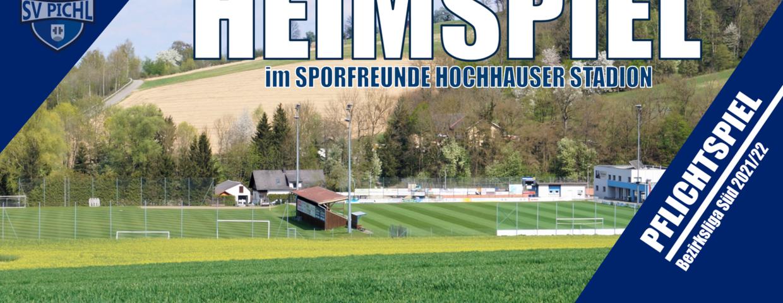06. Rd: UVB-Juniors zu Gast im Innbachtal