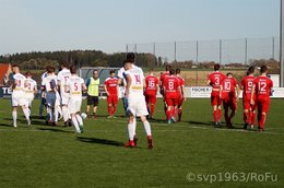 FC Allhaming vs. SV Entholzer Pichl 1963